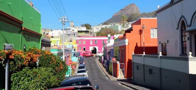 Bo-Kaap e Waterkant - Cidade do Cabo - 5