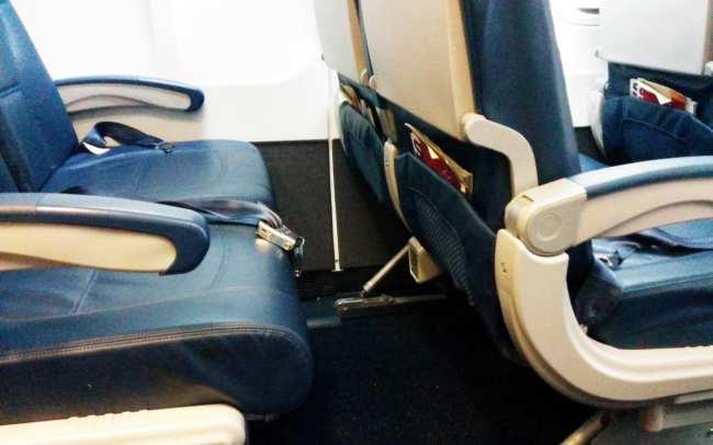 Como é voar de Delta Airlines - 12