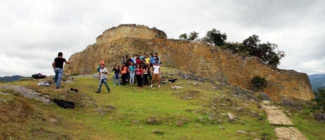 Fortaleza de Kuelap, Chachapoyas, Peru - 6