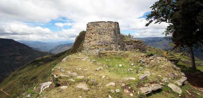 Fortaleza de Kuelap, Chachapoyas, Peru - 12
