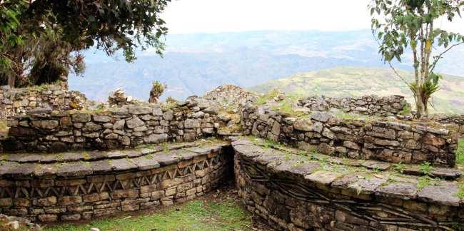 Fortaleza de Kuelap, Chachapoyas, Peru - 24