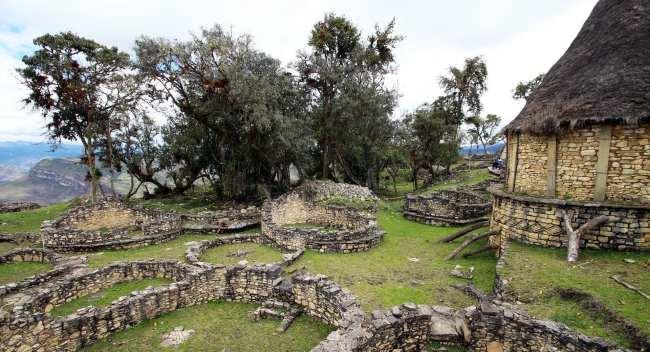 Fortaleza de Kuelap, Chachapoyas, Peru - 28