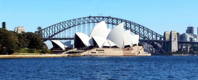 Ópera de Sidney - Australia
