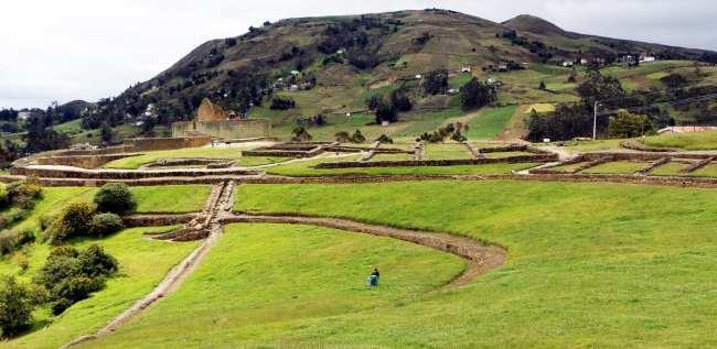 Ruína Inca no Equador - Ingarapirca 5