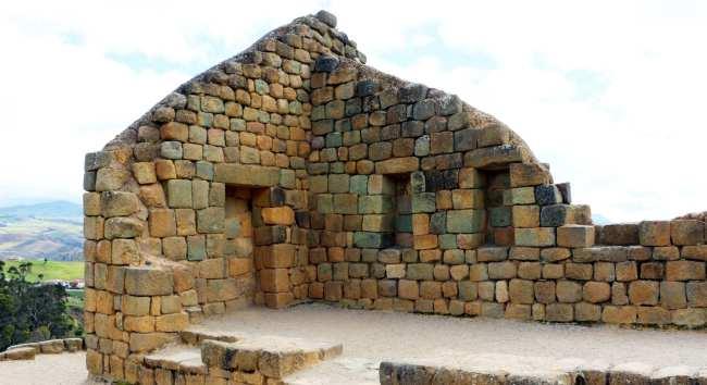 Ruína Inca no Equador - Ingarapirca 13