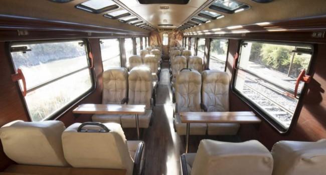 Inca rail trem para machu picchu - executiva