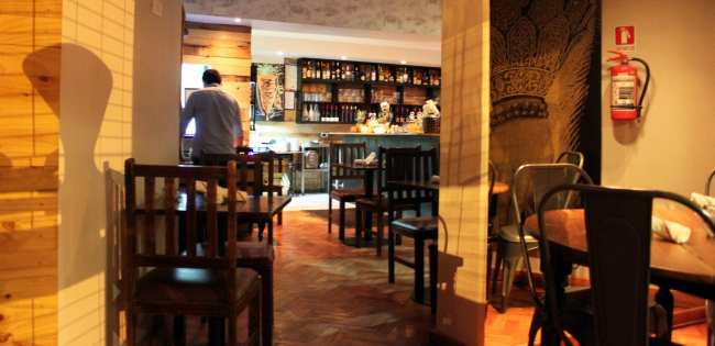 Onde comer em Santiago - White Rabbit 3