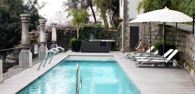 Onde ficar em Santiago - hotel the albrey 3