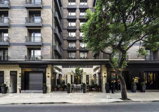Onde ficar em Santiago - the singular 1
