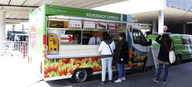 Como ir ao Keukenhof na holanda - jardim de tulipas perto de Amsterdã - 05