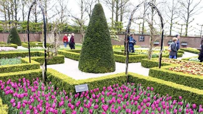 Como ir ao Keukenhof na holanda - jardim de tulipas perto de Amsterdã - 14