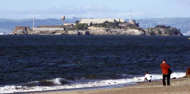 Roteiro por São Francisco - alcatraz