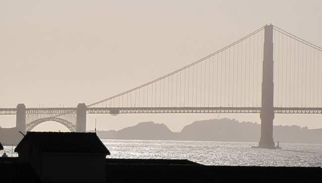 Roteiro por São Francisco - golden gate bridge 3