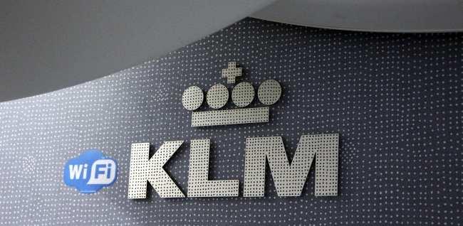 Como é voar de business class na KLM - 05