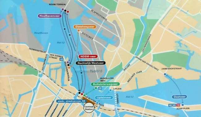 Transporte em Amsterdam - 10