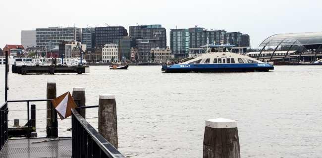 Transporte em Amsterdam - 11