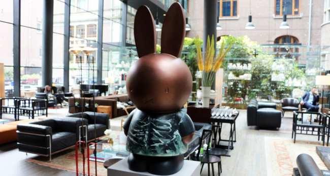 Hotéis em Amsterdam - Conservatorium Hotel - 12
