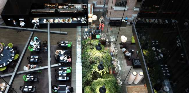 Hotéis em Amsterdam - Conservatorium Hotel - 23