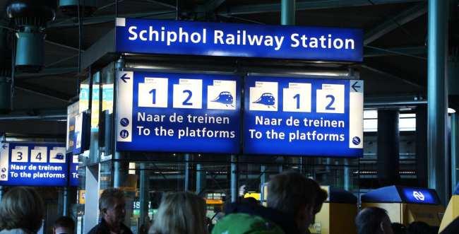 Trem na Europa - Holanda - 09