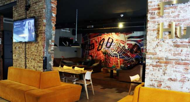 Hotéis em Amsterdam: onde ficar - 03 CityHub