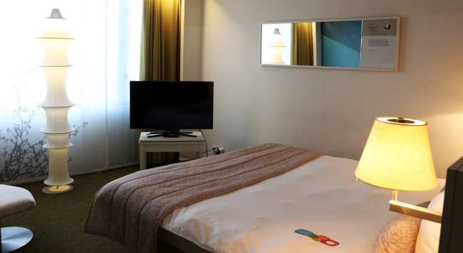 Onde ficar em Bruxelas - Hotel Bloom - 01