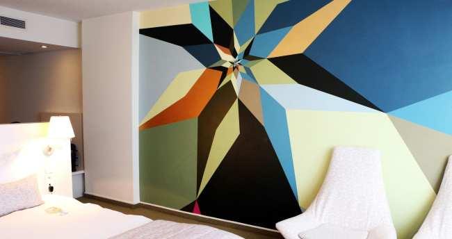 Onde ficar em Bruxelas - Hotel Bloom - 03