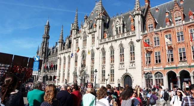 Roteiro de um dia em Bruges, Bélgica - 01