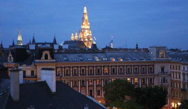 Hotel 25hours MuseumsQuartier Viena - 16