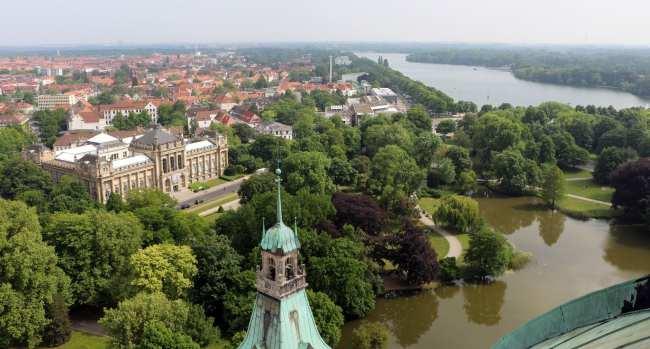Roteiro por Hannover, Alemanha - 15