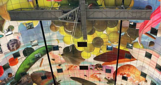 Mercado Municipal de Rotterdam - 04