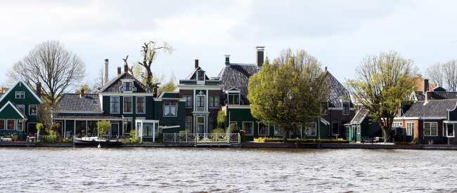 Bate e volta de Amsterdam: Zaanse Schans - 05