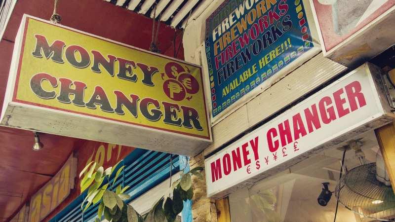 Onde trocar dinheiro nas Filipinas