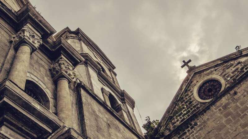 Filipinas, igreja em Manila