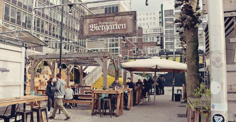 Onde comer em Rotterdam, Holanda - 01