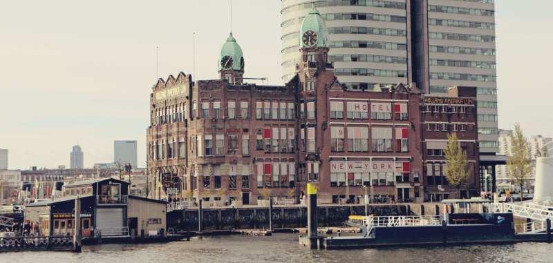 Onde comer em Rotterdam, Holanda - 08