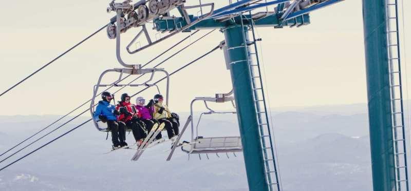 Mont Tremblant: uma estação de esqui no Canadá - 15