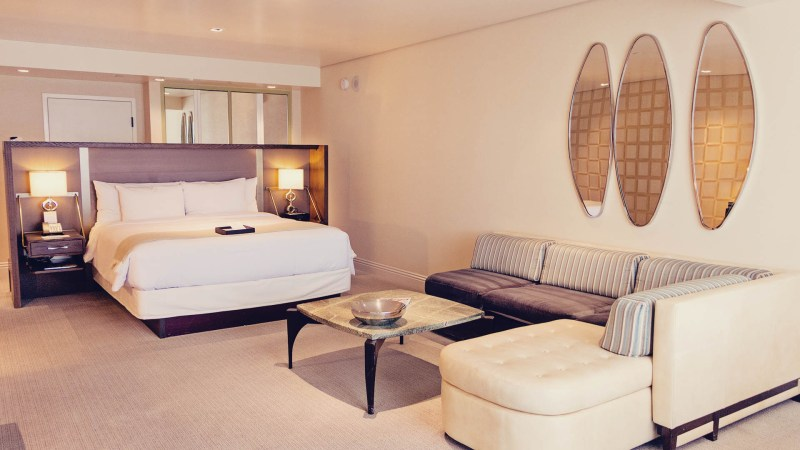 The London West Hollywood at Beverly Hills - cama