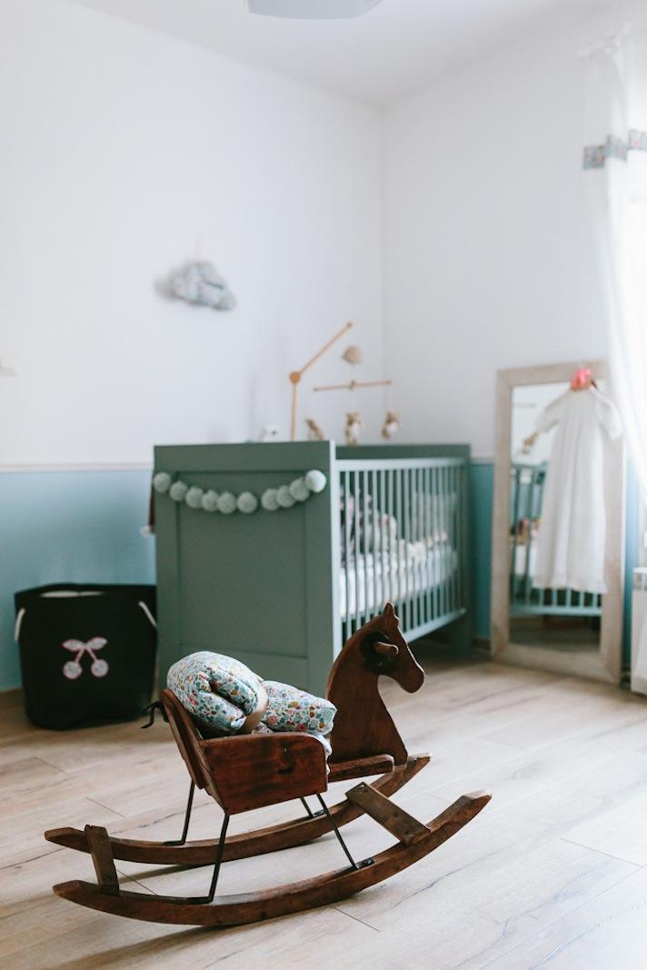 La Chambre de Jeanne, 7 mois - Blog famille Sunday Grenadine