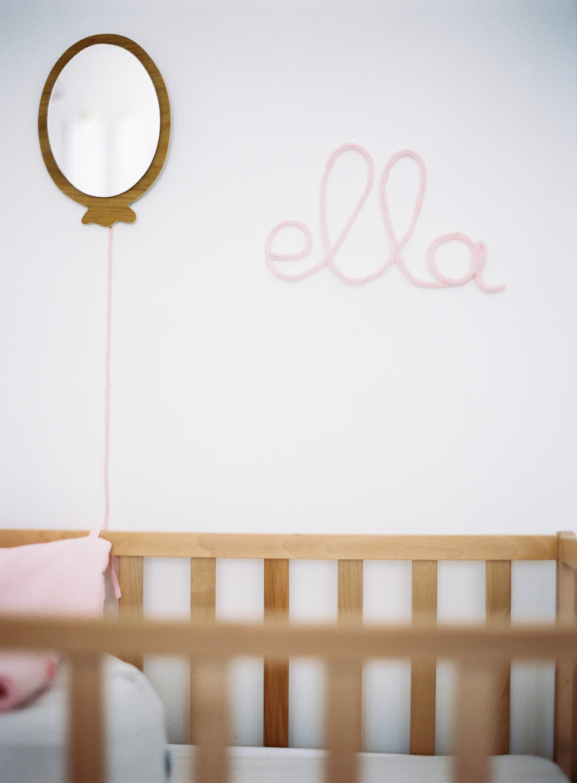 La chambre d'Ella, 1 an - Blog famille Sunday Grenadine