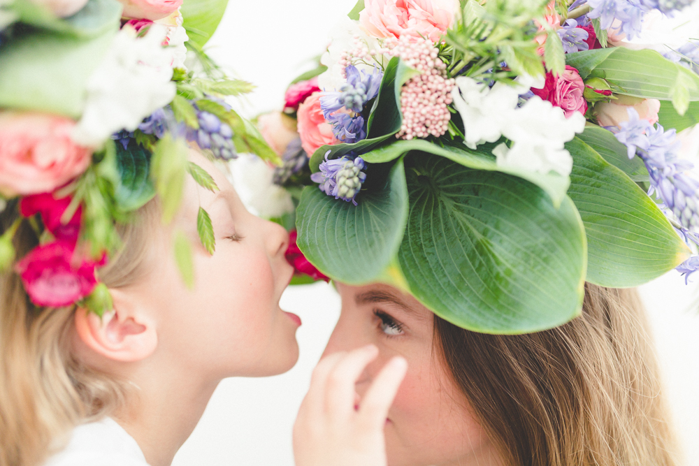 Les Têtes Fleuries - Blog famille Sunday Grenadine