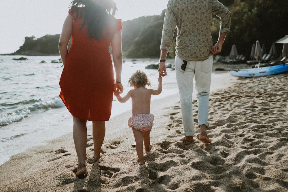 Nos dernières Vacances d'été à 3 - Flora + Benjamin + Ella - Blog famille Sunday Grenadine