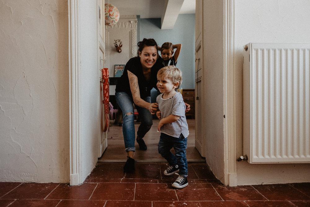 Muriel + Laurent = Juliette 9 ans + Léon 2 ans - Blog famille Sunday Grenadine