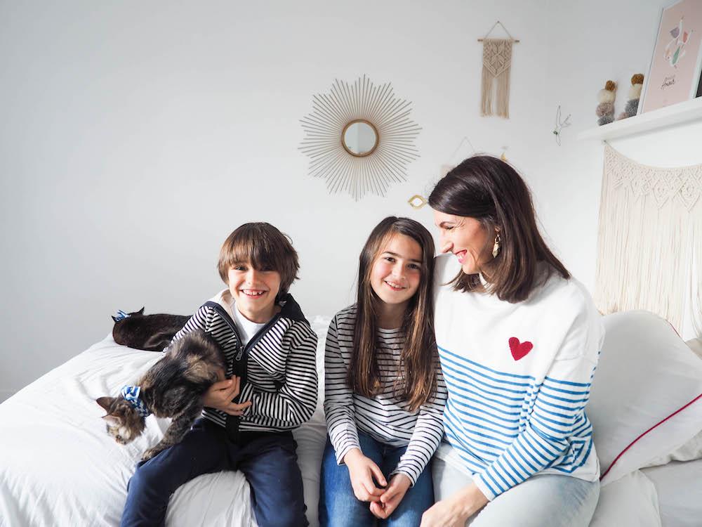 Hélène Petit Village, maman de Lily-Ange et Diego - Blog famille Sunday Grenadine