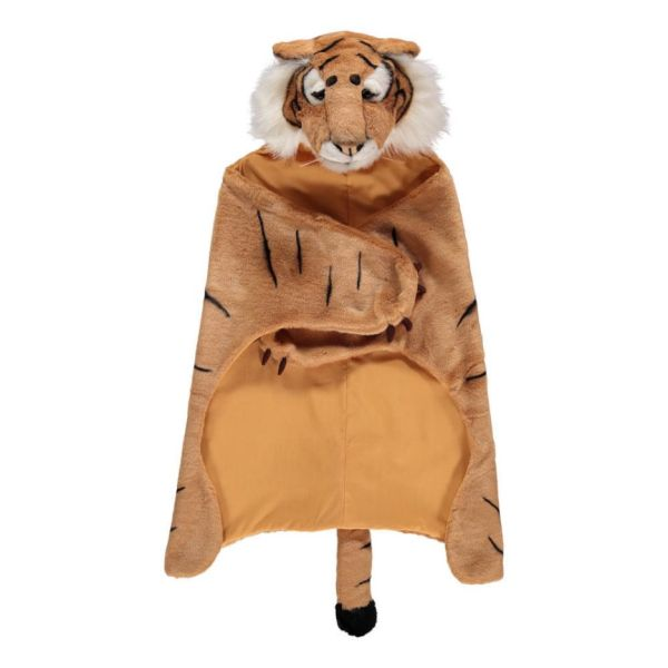 Wild & Soft - Déguisement peau de bêtes Tigre 1