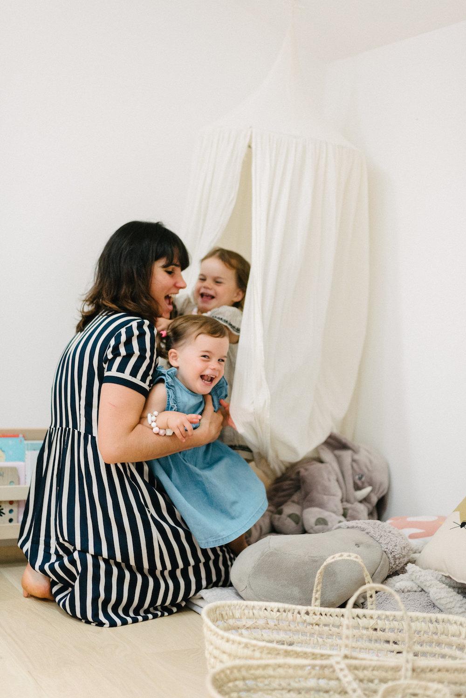 Maëva + Cédric + Elisa June et Louise Jane 36 mois - Blog famille Sunday Grenadine