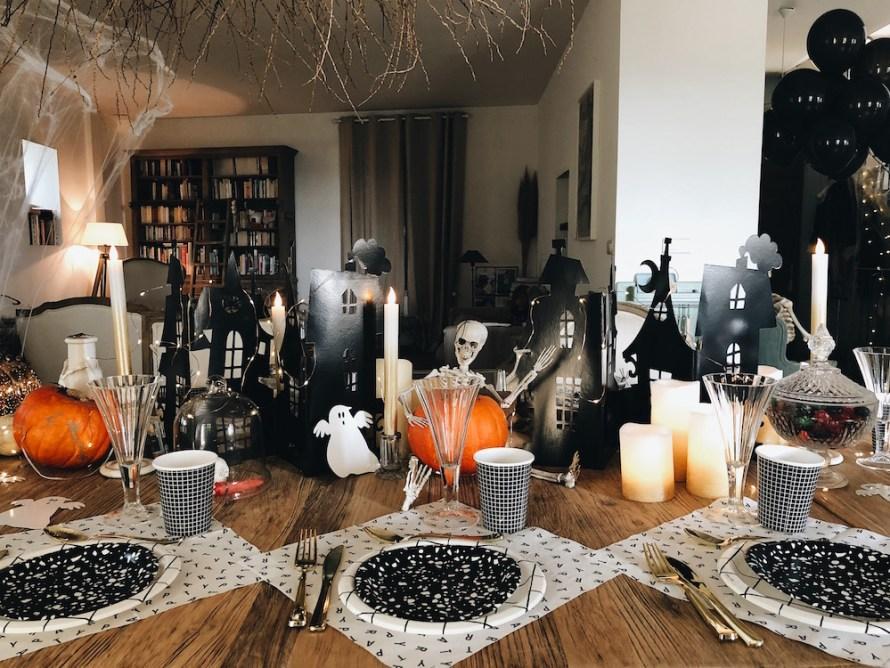 Décorer sa maison pour Halloween 8