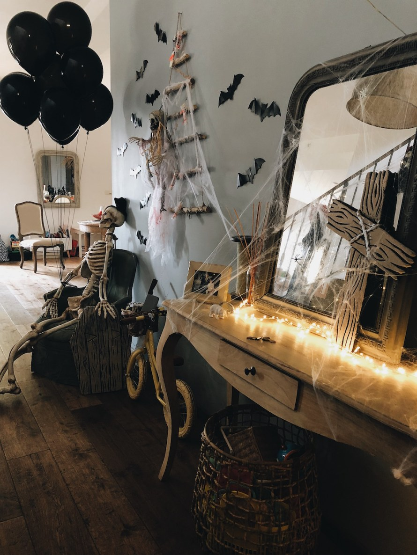 Décorer sa maison pour Halloween 9