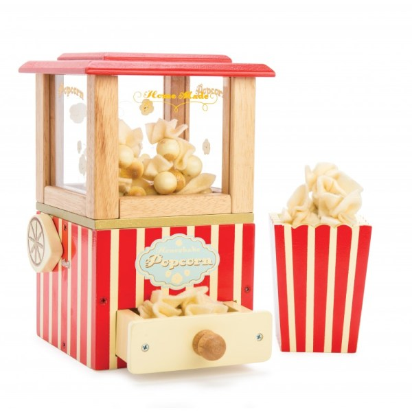 Le Toy Van - Machine à Pop Corn 1