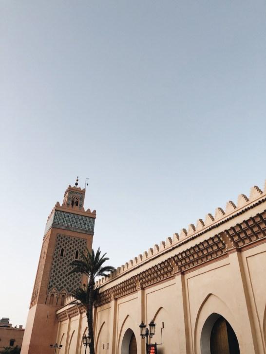 La Médina de Marrakech // Crédit - Clémentine Marchal