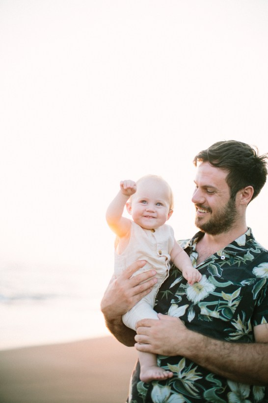 The barefoot bride - Famille d'entrepreneurs en Australie // Crédit -Saya Photography